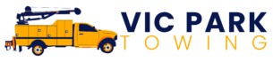 vic park towing logo